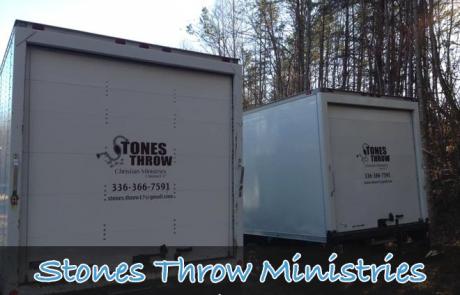 Stones Throw Ministry