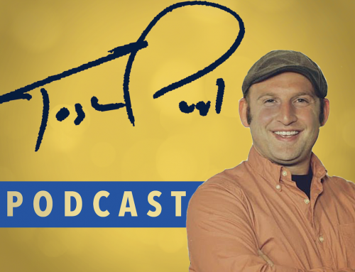 Josh Paul Podcast – NOW AVAILABLE!