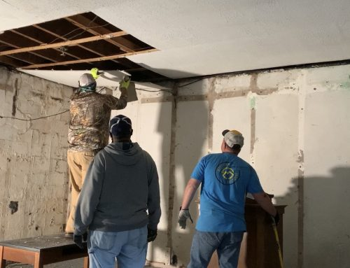 Renovations Have Begun